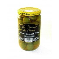 OLIVE COLOSSALES CITRON DOMAINE OLIVIERS