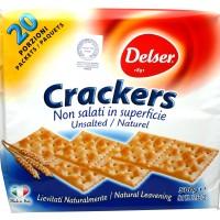 CRACKERS NON SALE 500GR