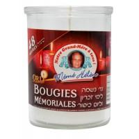 BOUGIE MENORAH 48H