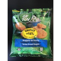 OF TOV NUGGETS VOLAILLES 700GR