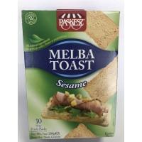 MELBA TOAST SESAME 200GR