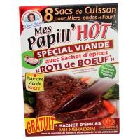 PAPILL HOT ROTI DE BOEUF