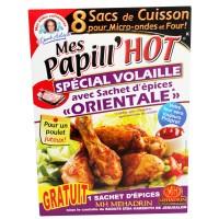 PAPILL HOT SAVEUR ORIENTAL