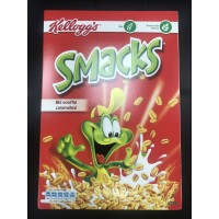 KELLOGS SMACKS 375GR