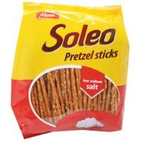 SOLEO PRETZEL STICKS 250GR