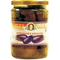 AUBERGINES GRILLEES 380ML