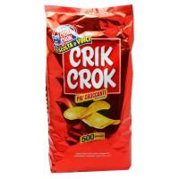 CHIPS CRIK CROK MAGNUM 500GR