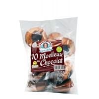 10 MOELLEUX AU CHOCOLAT