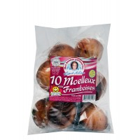 10 MOELLEUX FRAMBOISE