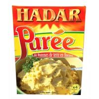PUREE HADAR ETUI 500GR