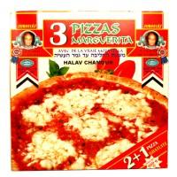 3 PIZZA MARGHERITA
