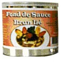 FOND DE SAUCE BRUN 250GR
