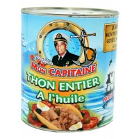 THON CAPITAINE 800GR