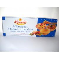 9 TARTELETTES MARIEBEL